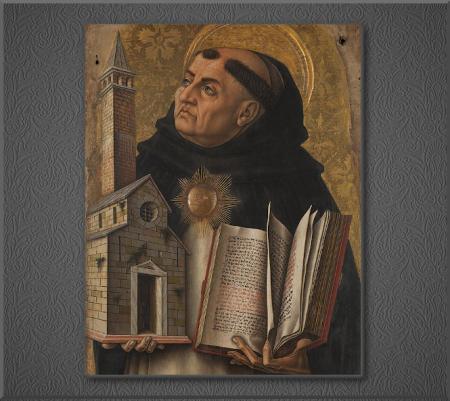Saint Thomas Aquinas ✝