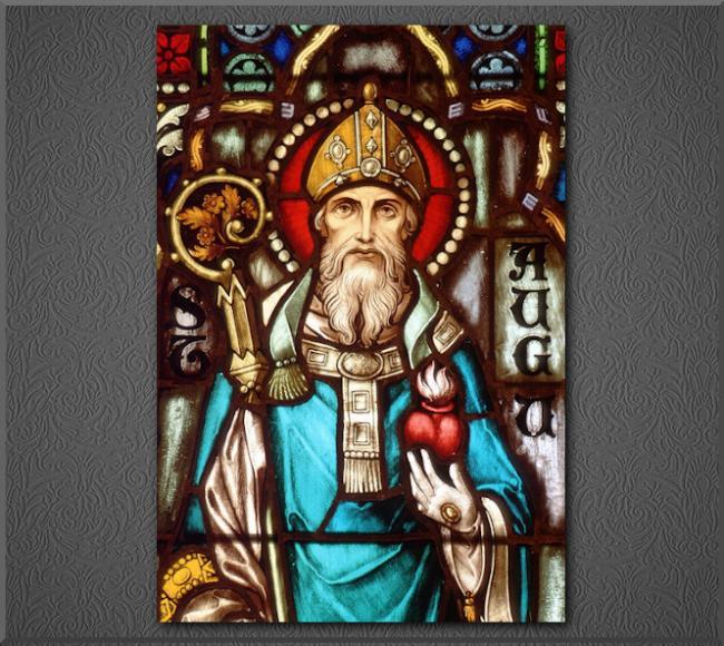 Saint Augustine of Hippo ✝