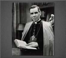 Archbishop Fulton Sheen ✝