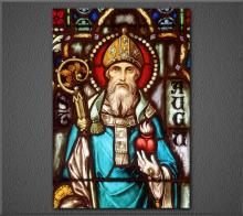 Saint Augustine of Hippo ✝