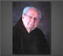 Fr. Angelus Shaughnessy, OMF Capuchin ✝